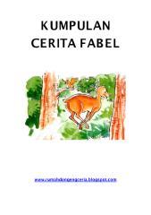 kumpulan cerita fabel.pdf