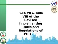 RULE 7 & 8.ppt