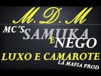 MC'S Samuka E Nego Luxo e Camarote CLIP Oficial  KondZilla (( LA MAFIA PROD )).flv