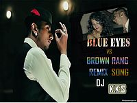 Blue Eyes Vs Brown Rang Mix Song (kavyamsongs.com).mp3