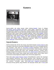 artikel kamera (deshinta XMM2).doc