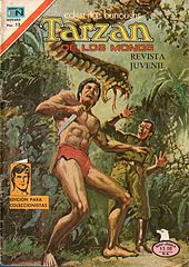 501 Tarzán de Los Monos lacospra.cbr