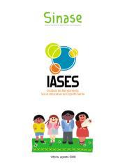 SINASE - Sistema Nacional de Atendimento Socioeducativo.pdf