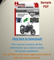 Kawasaki Z750 2003-2008 Service Manual.pdf