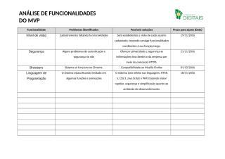[Tabela] Análise de Funcionalidades do MVP OdontoTech.docx