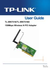 TL-WN751ND(UN) 2.0 & TL-WN751N(UN)1.0 User Guide.pdf