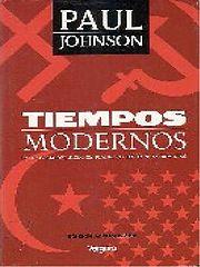 Paul Johnson-Tiempos modernos [9672].epub