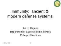 Immunity Ancient  Modern Defence Systems.pdf