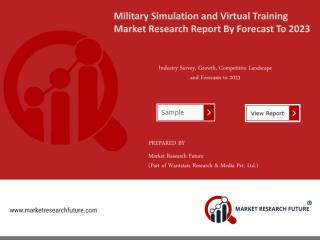Military Simulation and Virtual Training Market.pdf