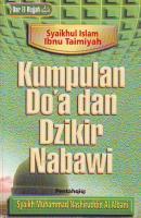 doa dan zikir nabawi - sheikh al-islam ibnu taimiyyah.pdf