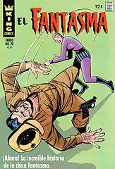 EL FANTASMA-(revista King Phantom 20-1967) por 2020adm.cbr