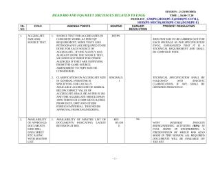 RIO MEET 2002 ISSUES RELATED TO ENGG.doc