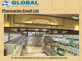 Pharmacies Email List (1).pptx